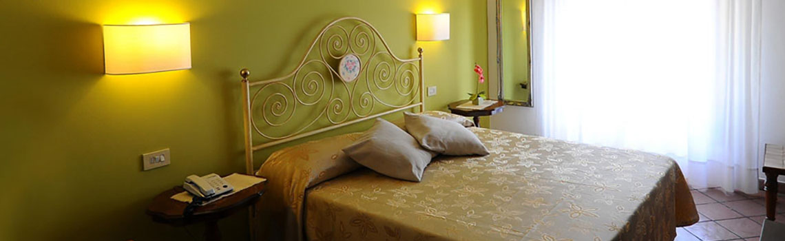 Camere in hotel 3 stelle a San Gimignano - Hotel San Michele