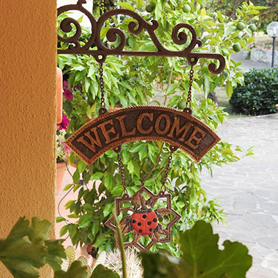 Welcome in San Gimignano