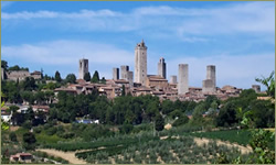 San Gimignano and its towers